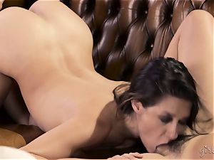 Shyla Jennings and Penny Pax lesbian 3 way