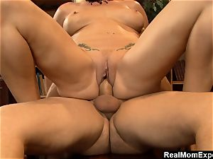 RealMomExposed - muddy mind and super-naughty gash
