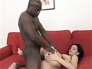 packing her large juicy culo with red-hot cum after boinking