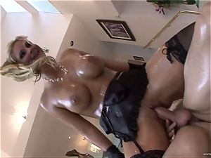 Phoenix Marie super hot stunner crammed with french dressing