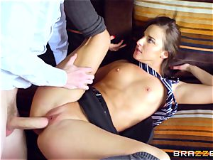 student Amirah Adara humps a meaty cocked stranger