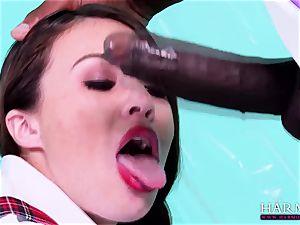 HARMONY VISION multiracial assfuck Tiffany girl