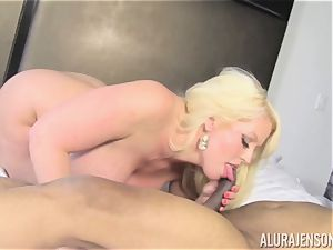 Lusty Alura Jenson attempts the manhood of her martial arts instructor