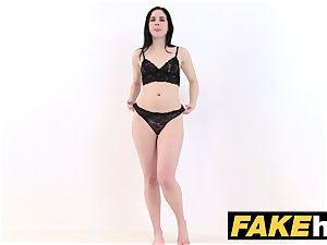 faux Agent super-hot skinny undergarments model boned