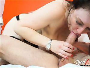 AgedLovE utterly huge-boobed Mature romped xxx