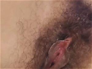 Nerdy ultra-cute titties stunner Self ravage on webcam