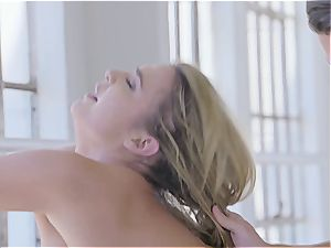 Marina the fuckslut dances and gets romped