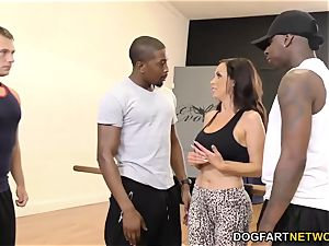 Nikki Benz luvs assfuck with bbc - cuckold Sessions