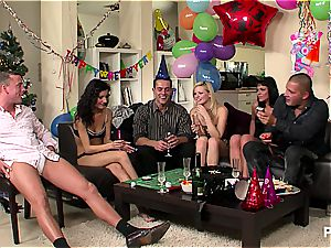 new Year's Eve sex soiree episode 2