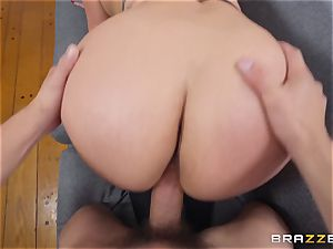 Cristal Caraballo plumbed in her latina pussyhole