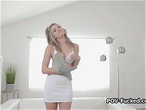 pov boinking beautiful puffy undergarments nubile
