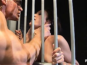 rough gargle sessions in jail