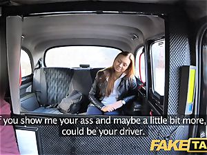 faux taxi spycam catches cool couple screwing