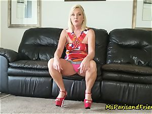The mommy son-in-law bevy with Ms Paris Rose