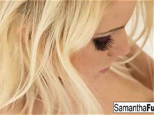 Samantha Saint And Vanessa box Finger Each Other