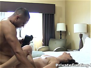 private Casting-X - licking smash and loud climax