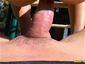 Blair Williams playground molten tear up