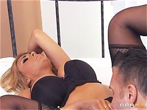 Kayla Kayden gets the super-fucking-hot sex she well-deserved