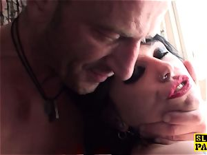 british sadism & masochism victim roughfucked and fingerblasted