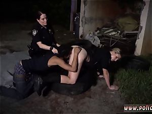 "goth milf Car tugging Suspect gets the ""Jacking"" he is worth"
