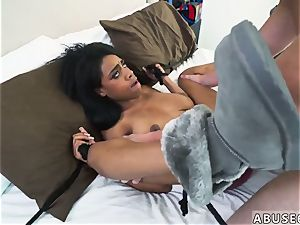 Bad punished Brittney milky Takes it firm