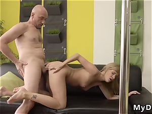 mom and kinky crony s daughter Would you pole-dance on my lollipop?