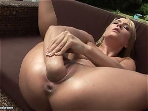 Blue Angel love knuckle banging at the bed