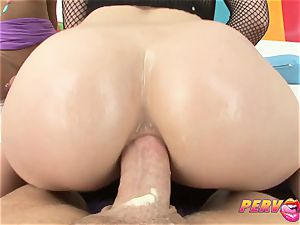 PervCity Krissie Dee and Proxy Paige