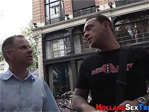 huge-chested dutch super-bitch penetrated
