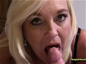 Ms Paris Rose in mother sonnie No Need for masturbation