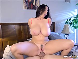 Ava Addams nailed in her scorching cunt