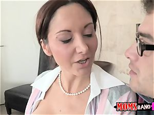 Dillion Harper - My stepmother trains me and my beau to be older