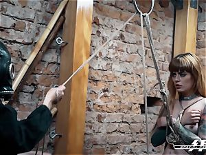 off the hook soles strength - Lesdom tortures German soles slaves