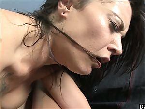 Cyber whore Vanessa ultra-kinky Finds fat jizz-shotgun