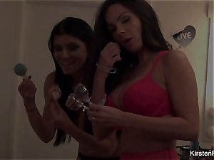 Behind the gigs with Kirsten Price