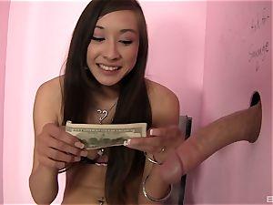 Ariel Rose is a ultra-cute asian