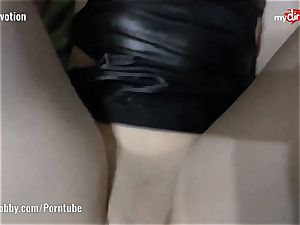 My dirty leisure activity - dedication ravages in latex top