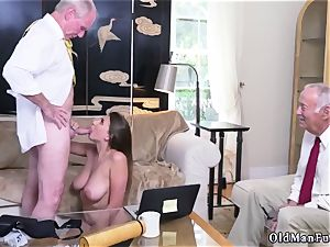 Latino parent and bi-curious cheating stud first-ever time Ivy makes an impression with her enormous mammories and culo