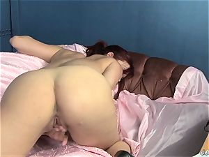 sensuous Jayden Cole luvs taunting her sweet raw jewel