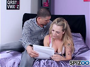 Dahlia Sky has the hots for her tutor