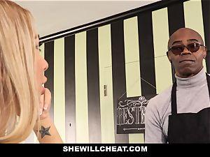 SheWillCheat - breezy wifey Cheats With bbc