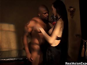 RealAsianExposed - chinese witch shares a weird desire