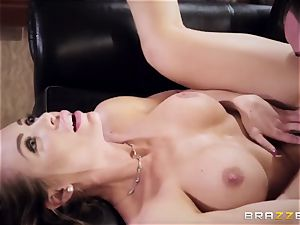 extraordinaire insane adult movie star Nicole Aniston came to my mansion and pummels my firm pecker