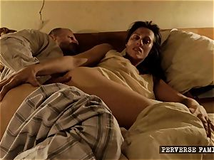 abnormal step-sister trying rectal with her bro