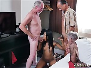 ash-blonde mommy gets young bone xxx Staycation with a brazilian beauty