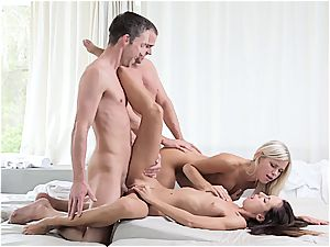 wildly molten gang orgy compilation